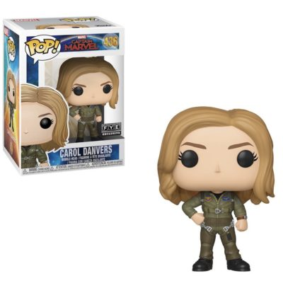 Captain Marvel Funko FYE Exclusive