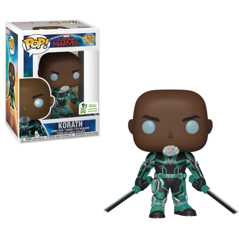Pop! Marvel: Captain Marvel: Korath – Starforce Suit (Also available at Hot Topic)