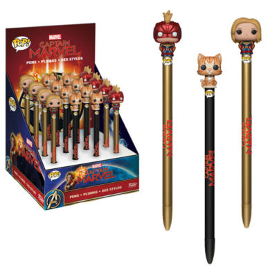 Funko Pop! Pens Captain Marvel