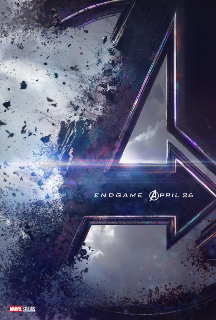 Marvel Studios Avengers: EndGame Poster
