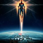 Odeon Cinemas Captain Marvel Poster!