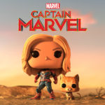 Captain Marvel Goes Higher, Further, Faster – Funko Clip!