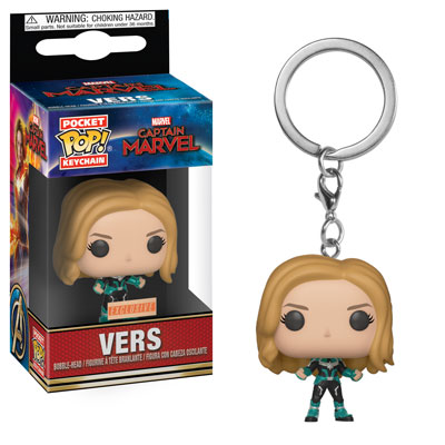 Funko Pop! Captain Marvel