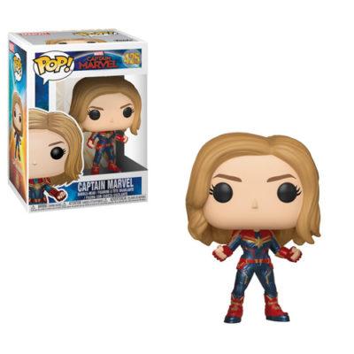 Funko Pop! Captain Marvel!