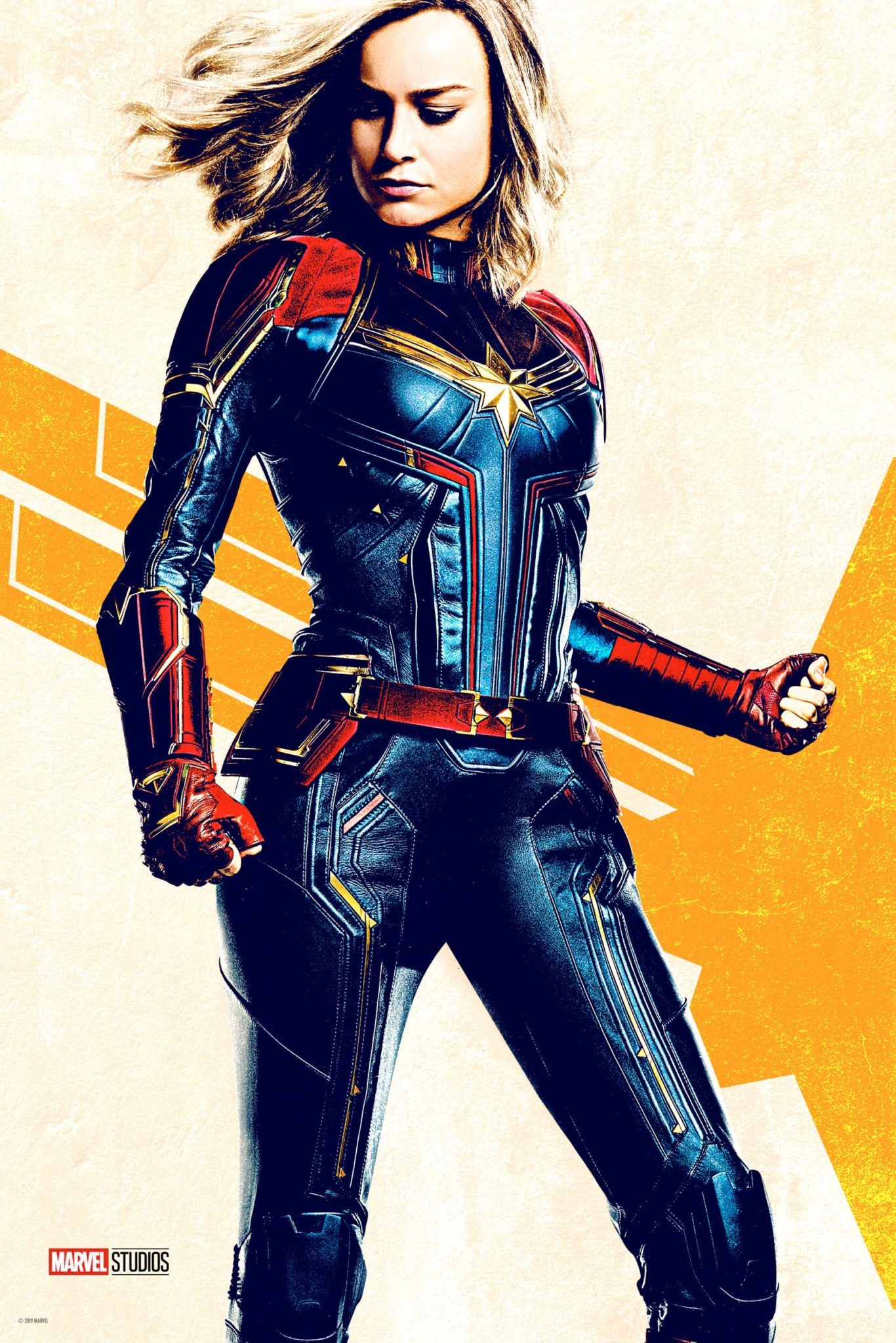 Captain Marvel Movie Posters from Marvel Studios: