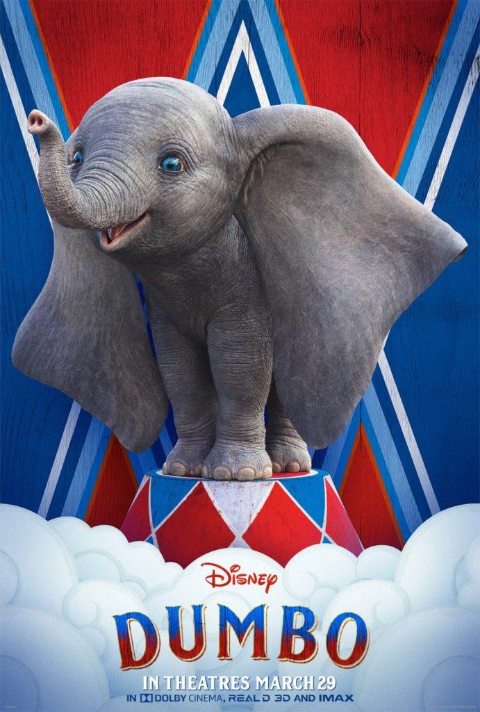 Disney's Dumbo!