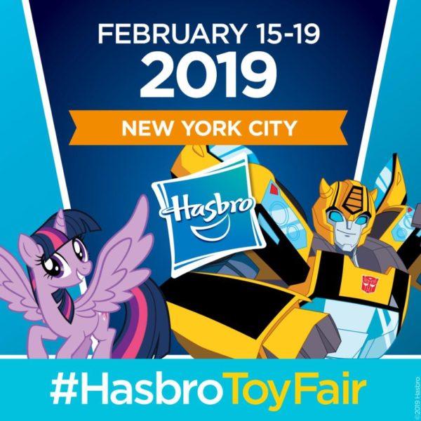 Hasbro Toy Fair New York Updates!