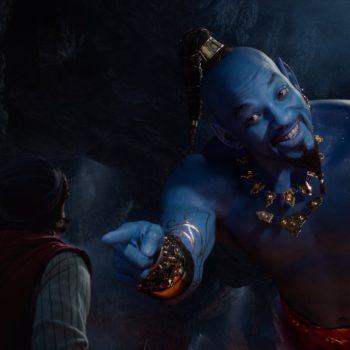 Disney's Aladdin Special Look!