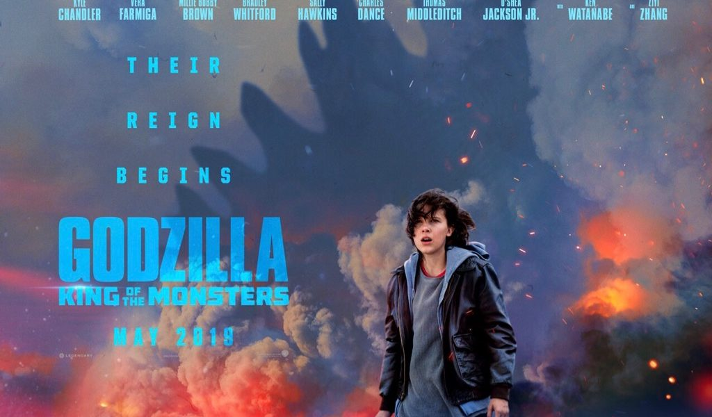 Coming Soon: Godzilla: King of the Monsters!