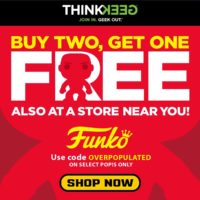 ThinkGeek Funko Sale!