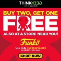 ThinkGeek Funko Sale!