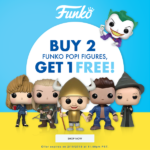 Funko Sale at WB Shop!