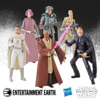 New Hasbro Black Series Star Wars Figures!