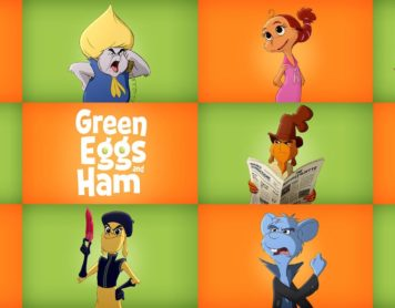 Green Eggs and Ham Teaser!