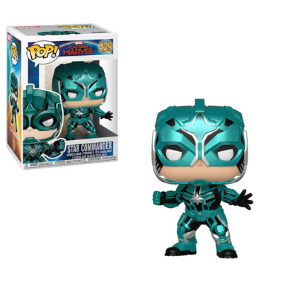 You-Rogg Jude Law Starforce Funko Pop! Captain Marvel
