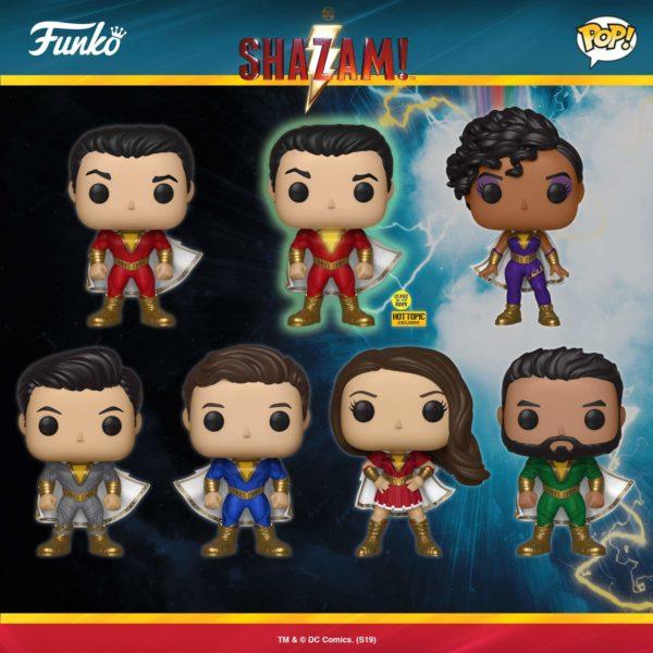 Funko Pop! DC Shazam!