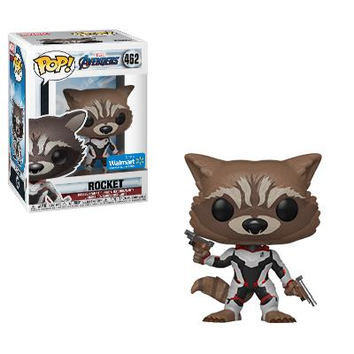 Pop! Marvel Avengers: Endgame Rocket - Walmart Exclusive!