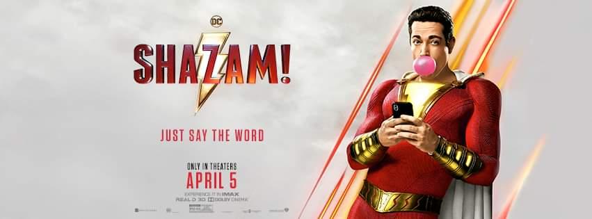 Shazam! Early Shows!