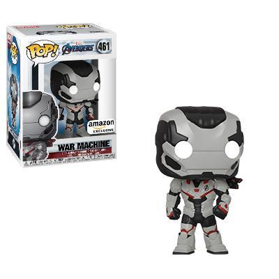 Pop! Marvel Avengers: Endgame War Machine Amazon Exclusive!