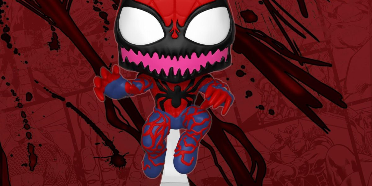 Pop! Spider-Carnage AAA Anime Exclusive!