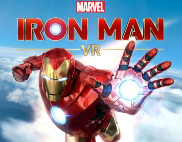 Iron Man VR Announced!