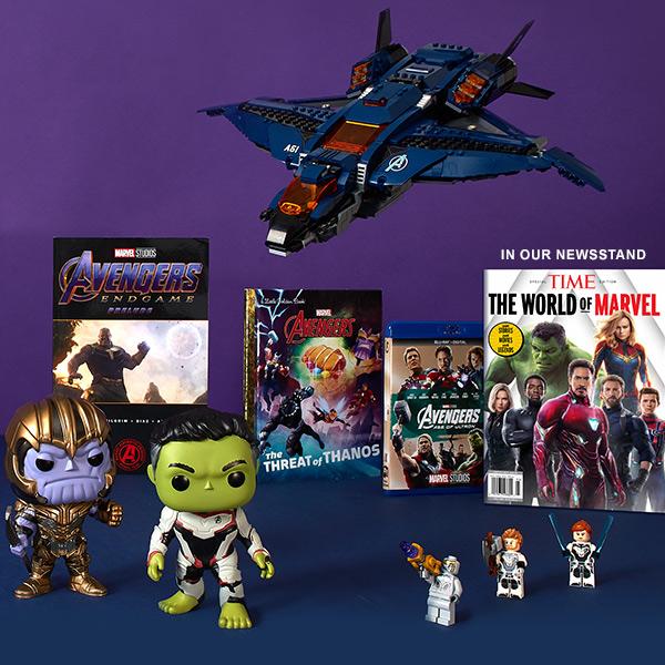 Barnes and Noble Avengers: Endgame