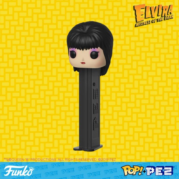Funko Pop! PEZ Elvira